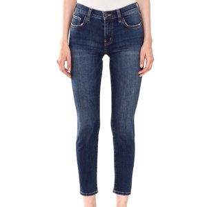 Current/Elliott High Waist Stiletto Ankle Jeans